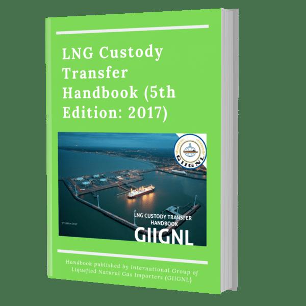 LNG Custody Transfer Handbook (5th Edition 2017)
