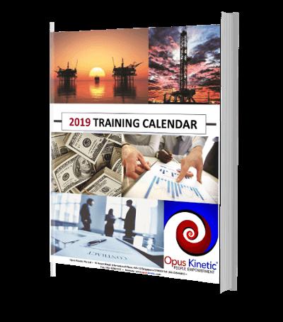 Opus Kinetic Training Calender 2019-1