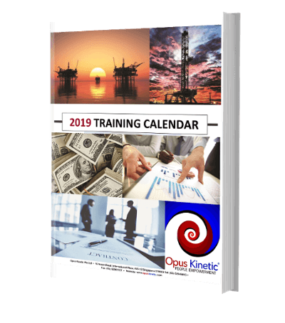Opus Kinetic Training Calender 2019-1