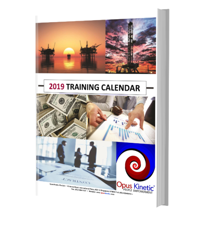 Opus Kinetic Training Calender 2019